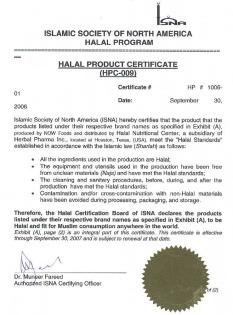 ISNA_HALAL_Certificate